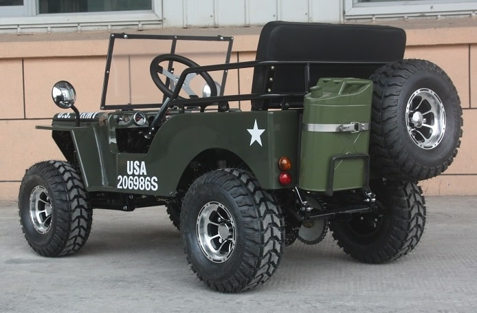 Big force mini jeep