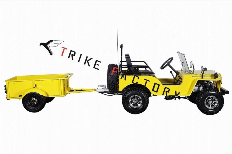 Mini Jeep Big Force