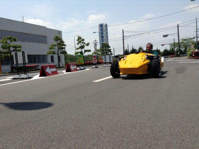 3輪トライクウォンイットレーシングマシン-トライクファクトリー