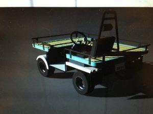 2020新型ミニユニバーサルカー