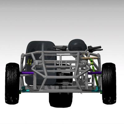 3輪トライクウォンイット、リバーストライク2020モデル日本一