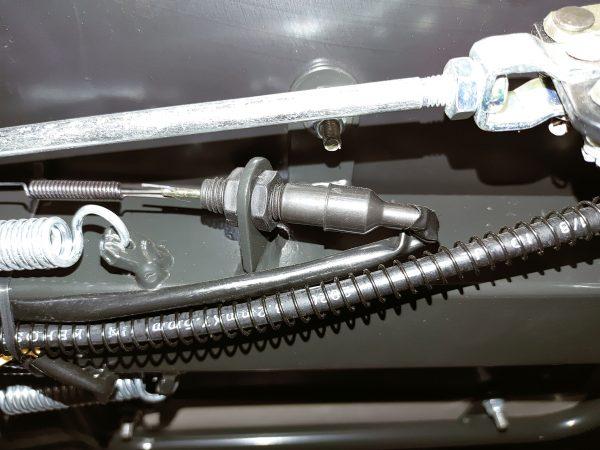 ミニジープ フットペ ダルブレーキ ライト スイッチ スプリング