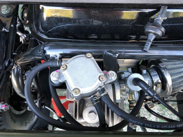 ミニジープ 負圧燃料ポンプ