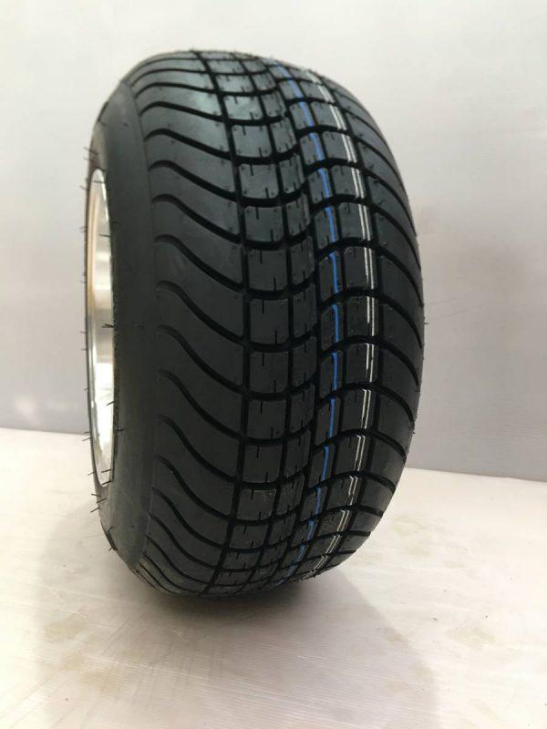 汎用タイヤ 10インチ ホイール付きタイヤ [205/50-10 ] 左右セット ★トライク★ ミニジープ