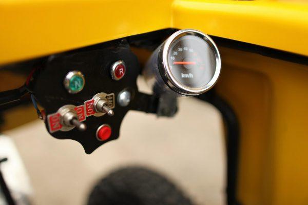 ミニ4りんッグフット2010年モデルがスゴイ