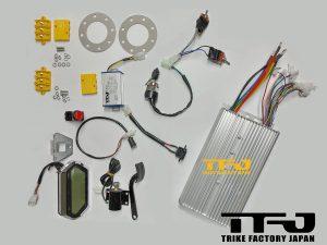 ミニジープ電動ユニット2020年EVミニジープパーツトライクファクトリージャパン