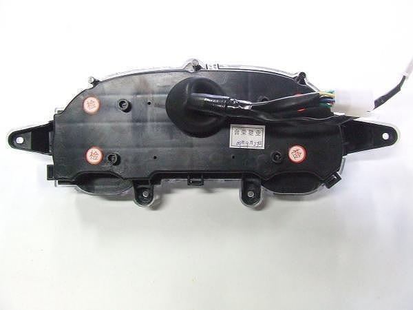 中華マジェスティータイプトライクのに標準装備されているスピードメーター