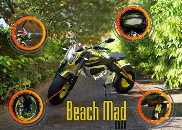 Beach Mad Japan ,ビーチマッド,Velocifero,ベロシフェロ