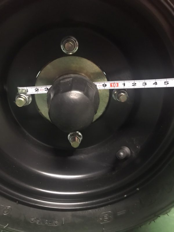 トライクファクトリージャパン(新型ミニージープ)ミニトレーラー